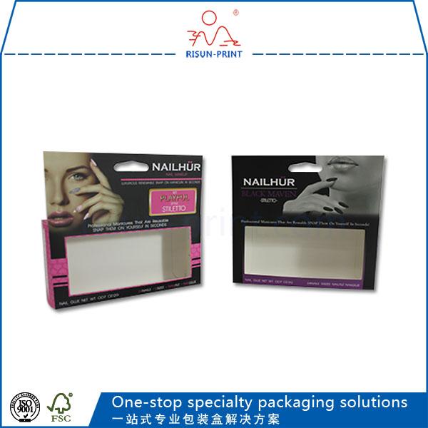指甲油包装盒定做厂家-济南尚邦佳品包装制品有限公司