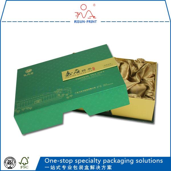 茶叶包装盒设计要色彩搭配得当-济南尚邦佳品包装制品有限公司