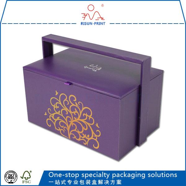 山东食品彩盒厂家讲讲解纸箱产品的外在装潢效果-济南尚邦佳品包装制品有限公司