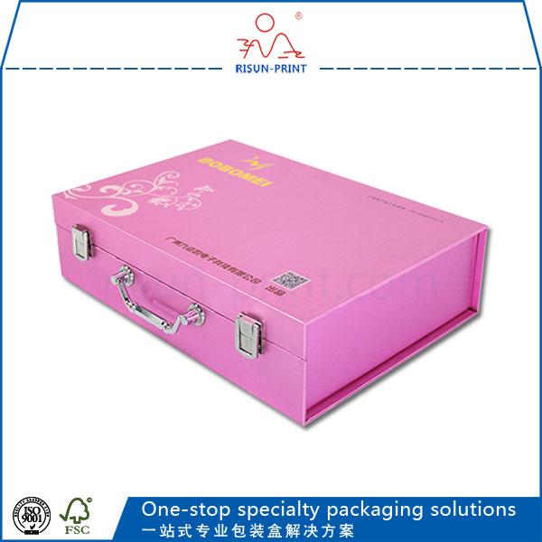 化妆品包装盒厂家 200余家大品牌案例 客户满意度98.4%-济南尚邦佳品包装制品有限公司