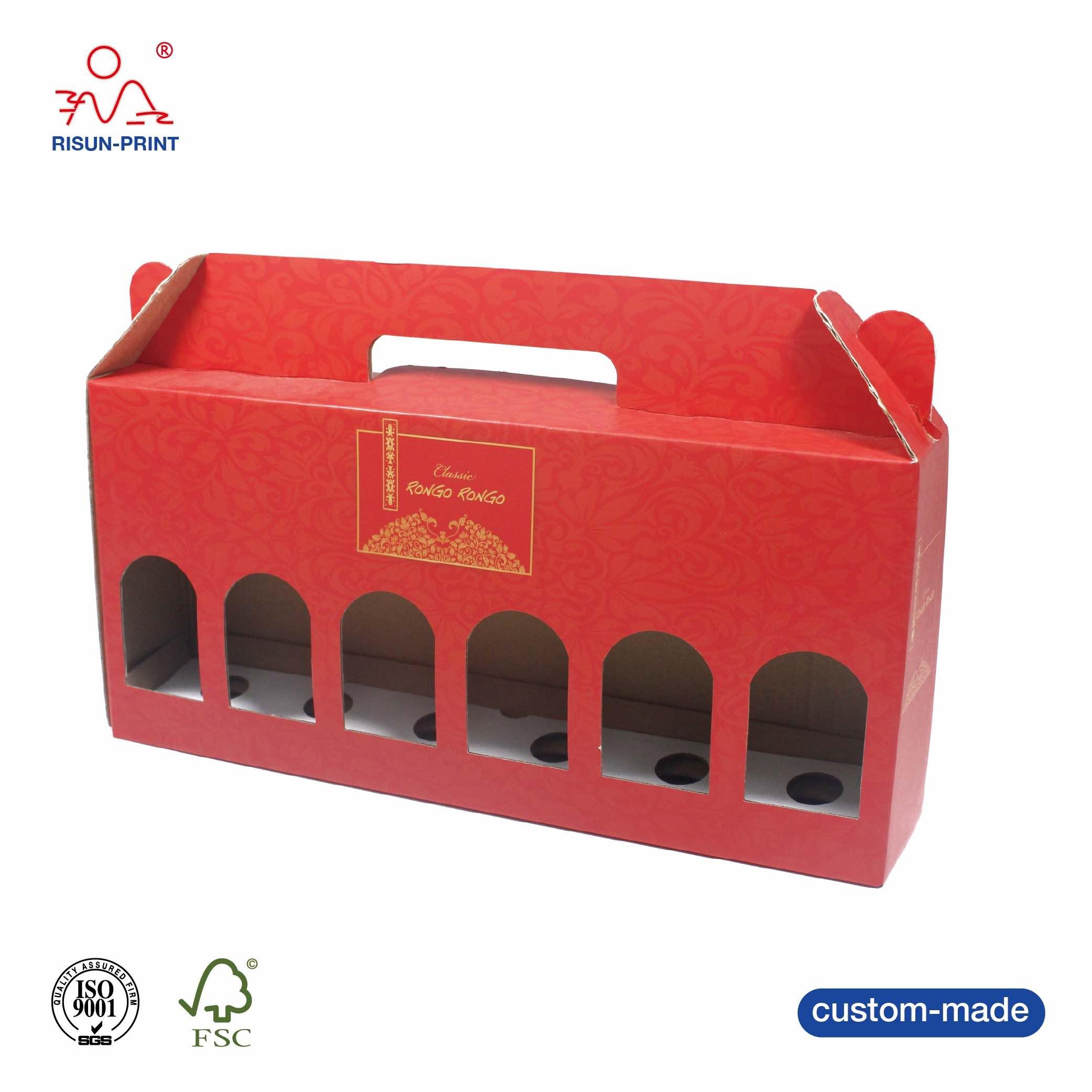 定制高端包装盒印刷分类-济南尚邦佳品包装制品有限公司