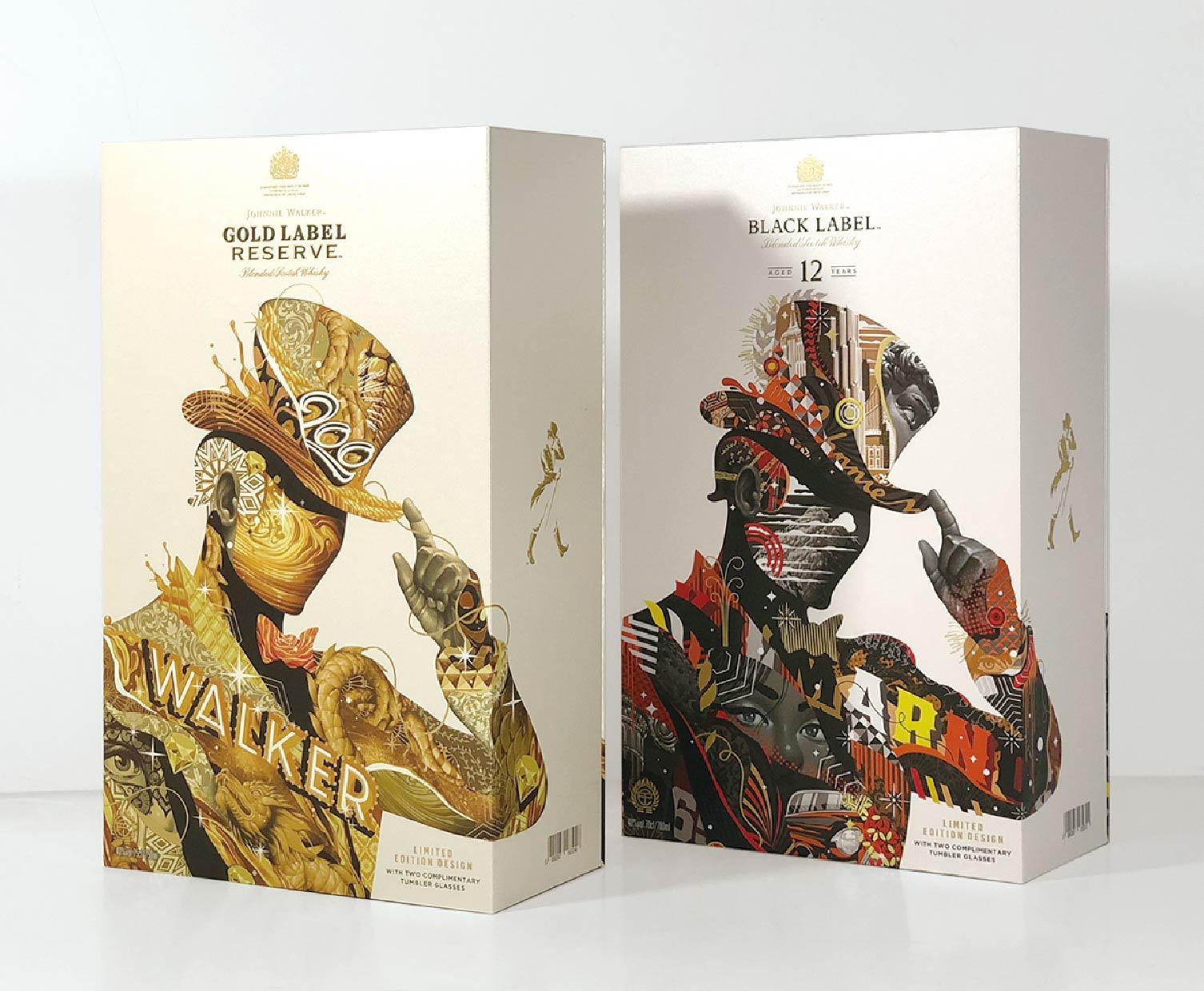 酒盒礼品包装设计具有一定的人文内涵和美好寓意-济南尚邦佳品包装制品有限公司