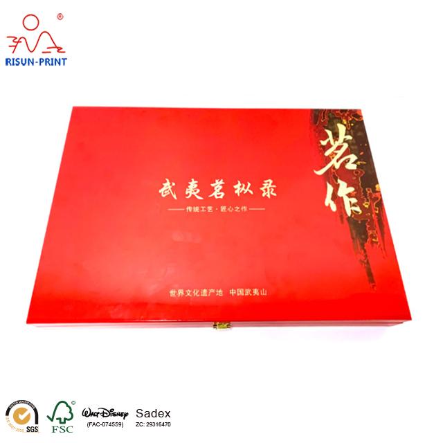 茶叶礼盒包装是提升产品整体价值的茶叶礼盒包装-济南尚邦佳品包装制品有限公司