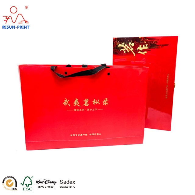 茶叶盒包装是到改变的时候了-济南尚邦佳品包装制品有限公司