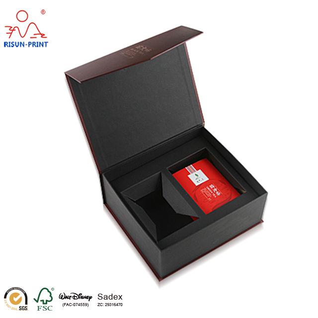 茶叶精装礼盒设计打样印刷手工一条龙-济南尚邦佳品包装制品有限公司