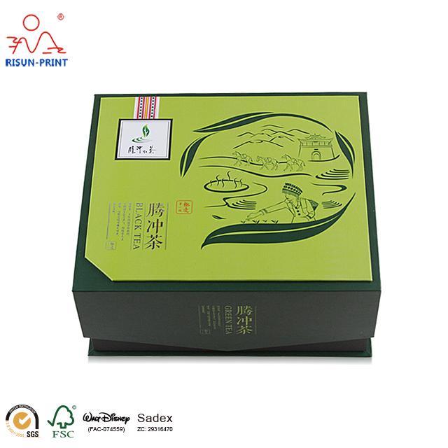 包装制作厂家定制茶叶礼品盒-济南尚邦佳品包装制品有限公司
