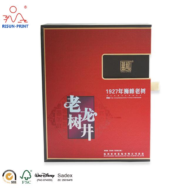 礼品包装盒定制厂家如何挑选包装盒材料-济南尚邦佳品包装制品有限公司