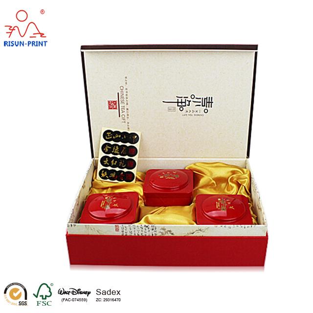 茶叶礼盒印刷质量怎样把控品质-济南尚邦佳品包装制品有限公司