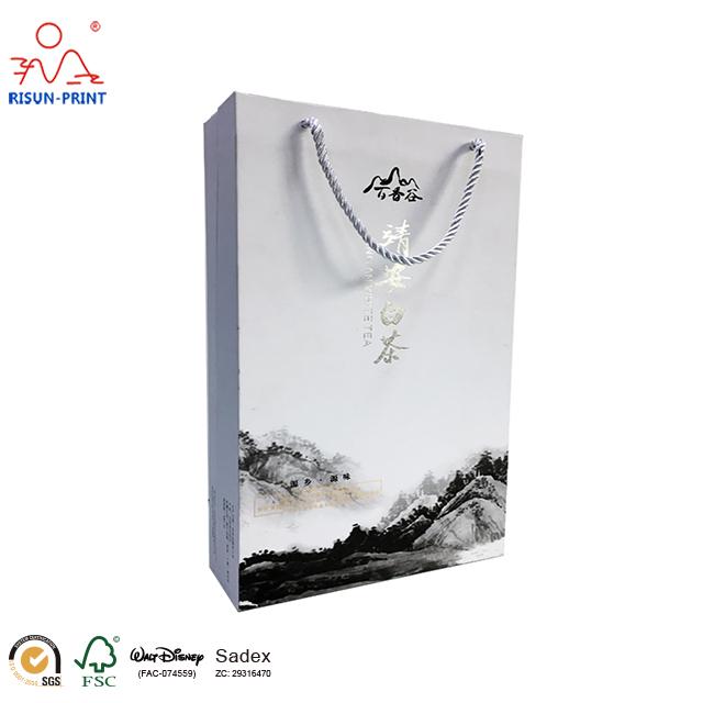 白茶茶叶礼盒选尚邦佳品工艺精品-济南尚邦佳品包装制品有限公司