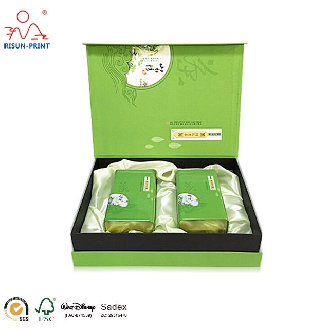 茶叶精品礼盒包装你们包设计吗?茶叶礼盒包装设计怎么收费?-济南尚邦佳品包装制品有限公司