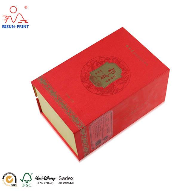 祁眉私房茶礼盒定制山东送货上门-济南尚邦佳品包装制品有限公司