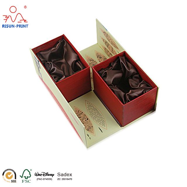 红茶礼盒定制山东特级红茶包装生产厂家-济南尚邦佳品包装制品有限公司