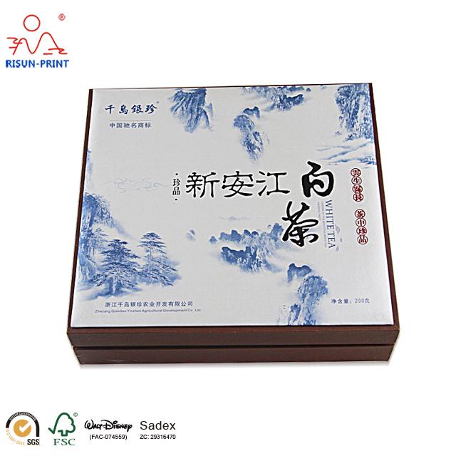 白茶茶叶礼品盒找专业的人为你提供专业服务-济南尚邦佳品包装制品有限公司