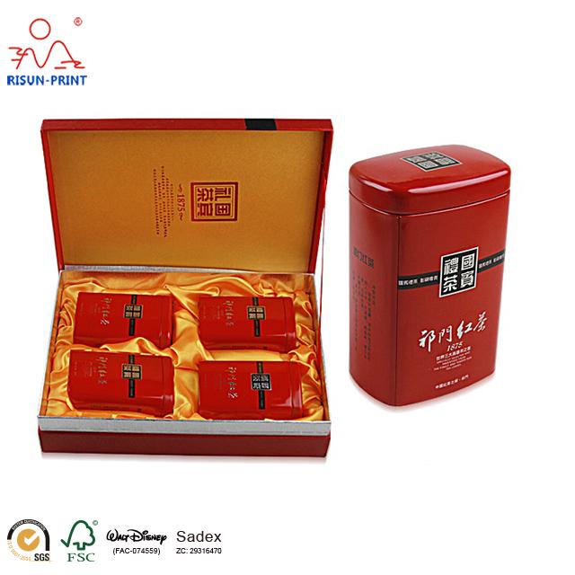 茶叶盒包装厂家利用传统因素提高产品价值-济南尚邦佳品包装制品有限公司