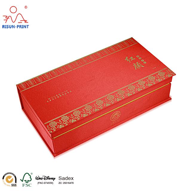 红颜知己16年熟悉茶叶礼盒印刷生产厂家-济南尚邦佳品包装制品有限公司