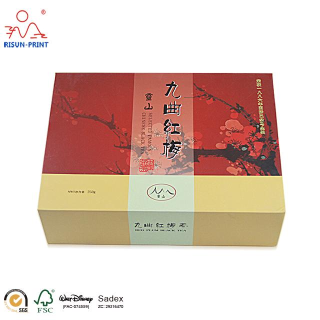 茶叶礼品盒印刷定制期待你的咨询!-济南尚邦佳品包装制品有限公司