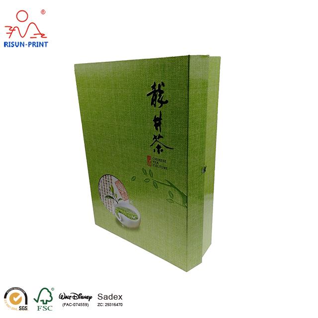选择茶叶包装盒材料要注意哪些问题?-济南尚邦佳品包装制品有限公司