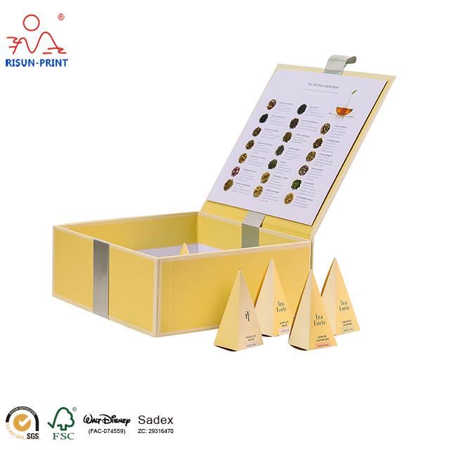 精美茶叶礼品包装盒的制作过程原来是这样的-济南尚邦佳品包装制品有限公司