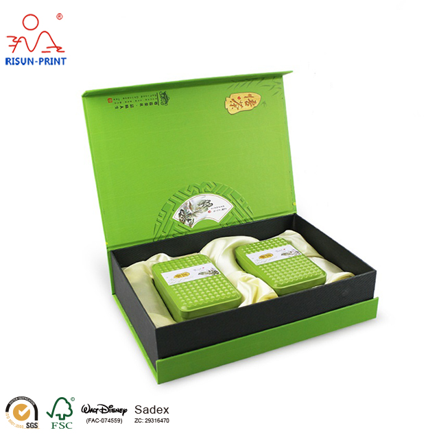 茶叶包装礼品盒定制板材选择印刷茶叶包装礼品盒很重要-济南尚邦佳品包装制品有限公司