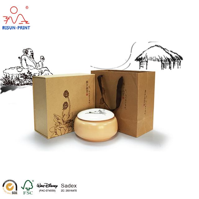 茶叶包装礼品盒内村常用材料有哪些呢?-济南尚邦佳品包装制品有限公司