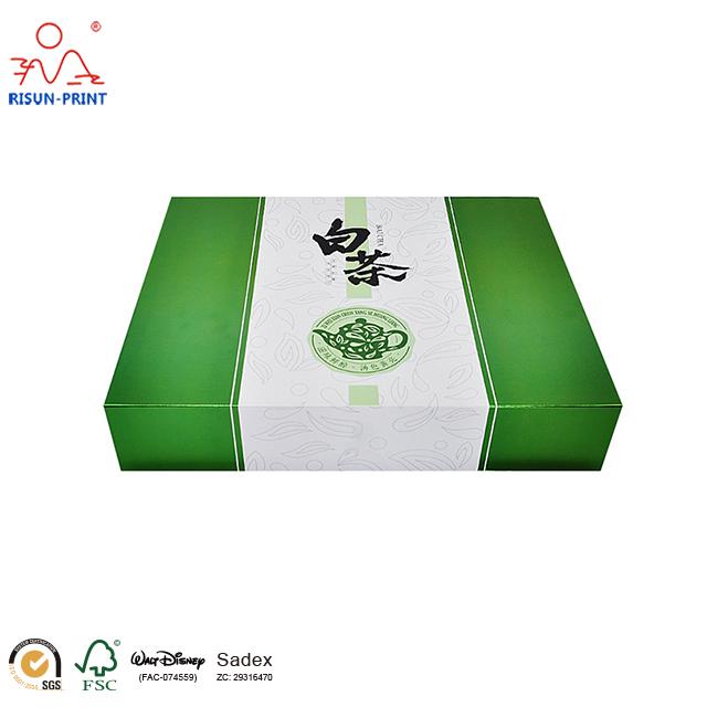 白茶茶叶盒生产厂家-济南尚邦佳品包装制品有限公司
