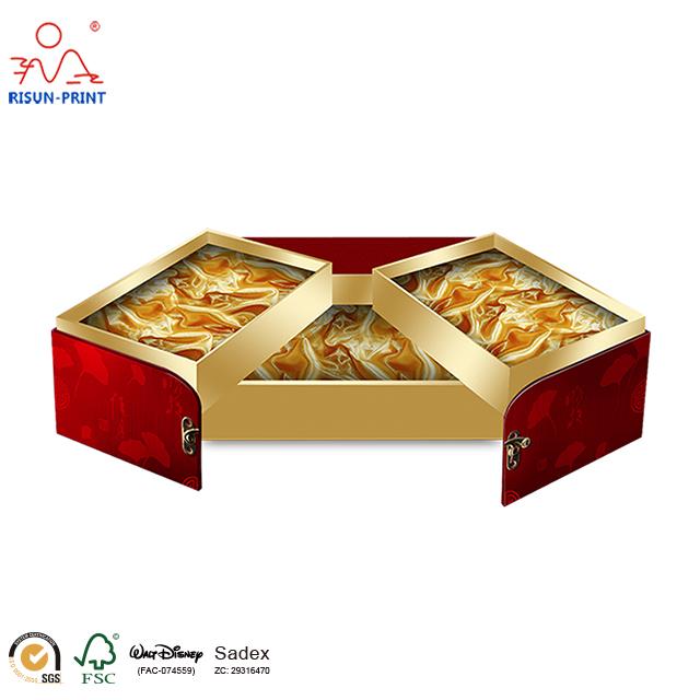 月饼包装盒设计打板印刷一站式月饼包装盒印刷服务-济南尚邦佳品包装制品有限公司