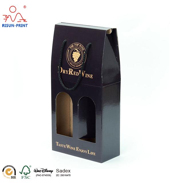酒盒包装怎么选择可信赖的酒盒包装厂家-济南尚邦佳品包装制品有限公司