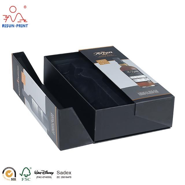 酒盒包装设计要点及酒盒包装盒制作方法-济南尚邦佳品包装制品有限公司