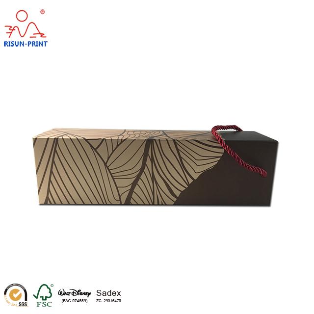 酒包装每一款产品都源于设计师精心制作酒包装-济南尚邦佳品包装制品有限公司