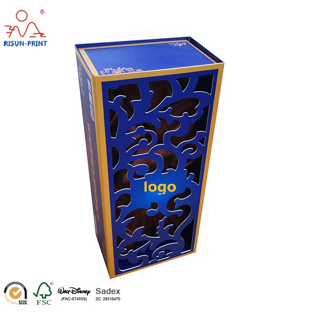 酒包装盒制作要点山东酒包装盒厂家-济南尚邦佳品包装制品有限公司