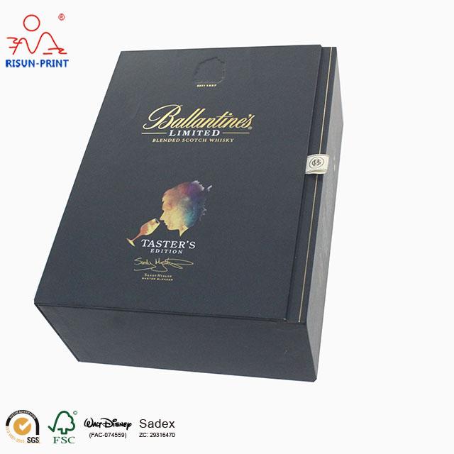 酒包装盒印刷厂具备优势-济南尚邦佳品包装制品有限公司
