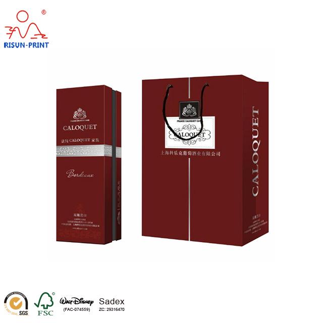 酒盒印刷高中低档次酒盒包装印刷厂家-济南尚邦佳品包装制品有限公司