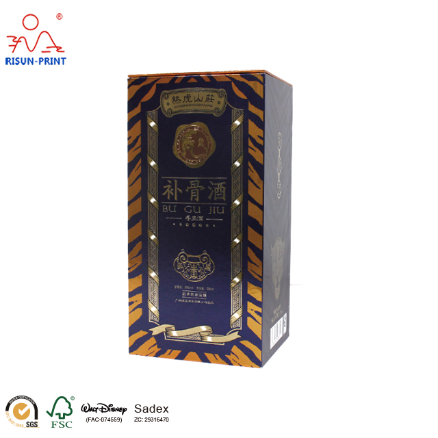 酒盒生产厂家制作21世纪网络化生产酒盒更牛-济南尚邦佳品包装制品有限公司