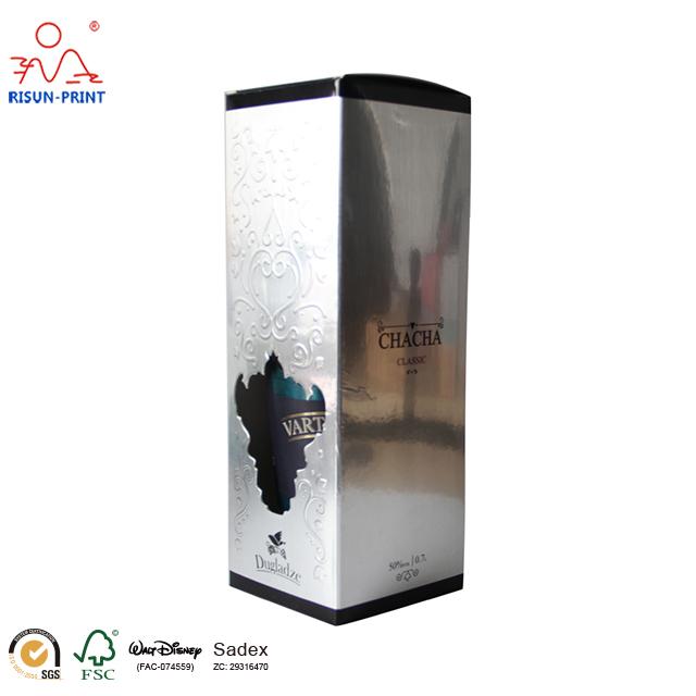 酒盒包装生产厂家用料讲究-济南尚邦佳品包装制品有限公司