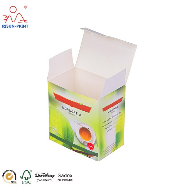 茶叶纸盒包装定做厂家不一样,茶叶纸盒品质为什么有区别?-济南尚邦佳品包装制品有限公司