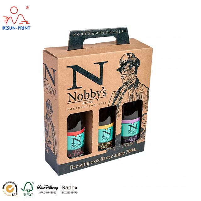 尚邦佳品包装一直是注重质量的山东酒礼品盒制作厂家-济南尚邦佳品包装制品有限公司